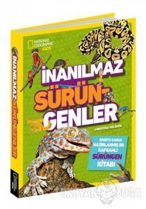 National Geographic Kids - İnanılmaz Sürüngenler (Ciltli)