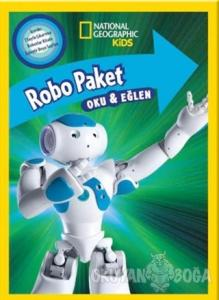 National Geographic Kids - Robot Paket Oku Eğlen