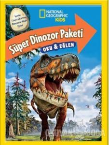 National Geographic Kids - Süper Dinozor Paketi Oku Eğlen