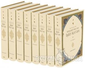 Nüzul Sırasına Göre Tebyinü'l Kur'an - İşte Kur'an (8 Kitap Takım) (Ciltli)