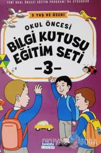 Okul Öncesi Bilgi Kutusu Eğitim Seti - 3