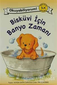 Okuyabiliyorum! - Bisküvi İçin Banyo Zamanı