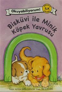 Okuyabiliyorum! - Bisküvi ile Minik Köpek Yavrusu