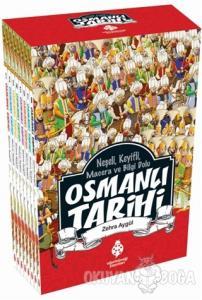 Osmanlı Tarihi (8 Kitap Takım)