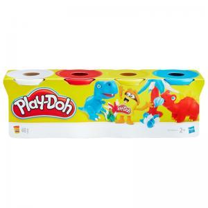 Play-Doh YENİ Oyun Hamuru 4'lü B5517