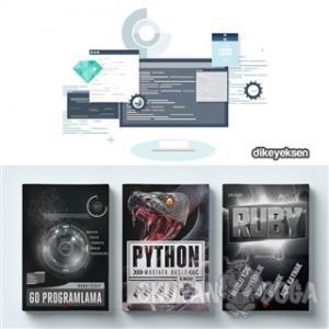Programlama Seti 1 (3 Kitap Takım)