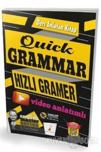 Quick Grammar Video Anlatımlı Ders Anlatan Kitap