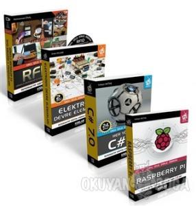Raspberry Pi Proje Seti (4 Kitap Takım)