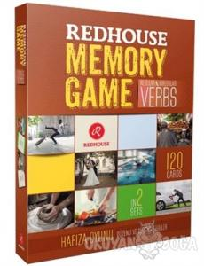 Redhouse Memory Game - Verbs (Kutulu)