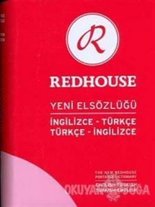 Redhouse Yeni El Sözlüğü     The New Redhouse Portable Dictionary English-Turkish, Turkish-English (Ciltli)