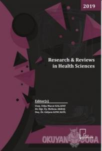 Research Reviews in Health Sciences