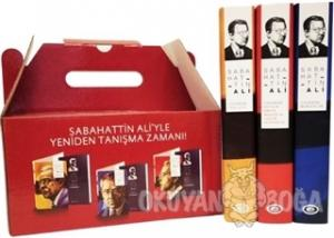 Sabahattin Ali Külliyatı (3 Kitap Takım) (Ciltli)