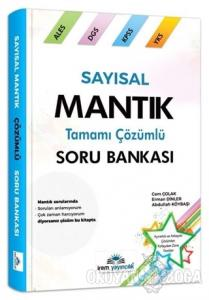 Sayısal Mantık Tamamı Çözümlü Soru Bankası