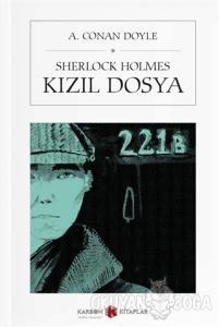 Sherlock Holmes - Kızıl Dosya (Cep Boy)