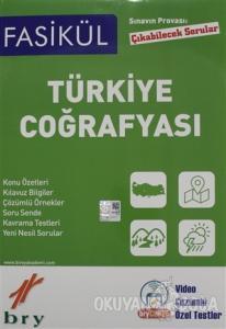 Sınavın Provası Çıkabilecek Sorular - Fasikül Türkiye Coğrafyası