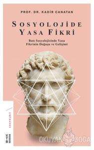 Sosyolojide Yasa Fikri