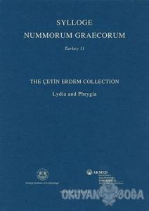 Sylloge Nummorum Graecorum Turkey 11 (Ciltli)