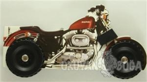 Tekerlekli Kitaplar - Motosikletler!