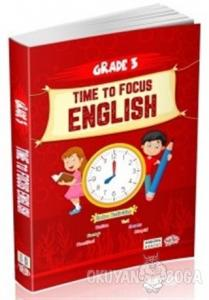 Time To Focus English - Grade 3