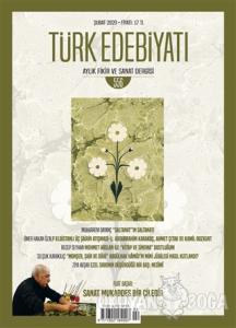 Türk Edebiyatı Dergisi Sayı 556 Şıbat 2020