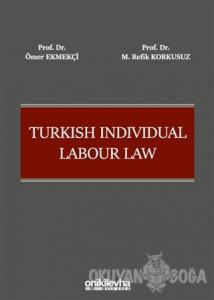 Turkish Individual Labour Law (Ciltli)