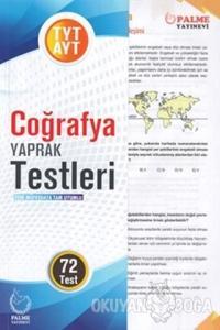TYT AYT Coğrafya Yaprak Testleri