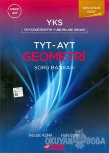 TYT AYT Geometri Soru Bankası Orta ve İleri Düzey (Kırmızı Seri)