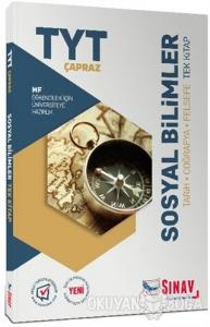 TYT Çapraz MF Öğrencileri için Sosyal Bilimler Tek Kitap