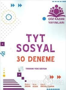 TYT Sosyal Tamamı Yeni Sistem 30 Deneme Sınavı