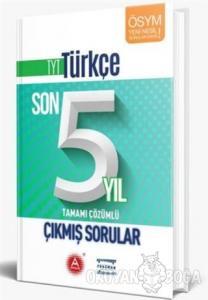 TYT Türkçe Son 5 Yıl Tamamı Çözümlü Çıkmış Sorular