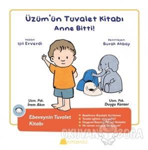 Üzüm'ün Tuvalet Kitabı - Anne Bitti (Ciltli)