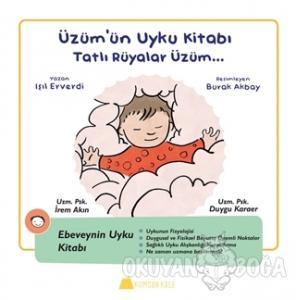 Üzüm'ün Uyku Kitabı - Tatlı Rüyalar Üzüm (Ciltli)