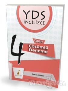 YDS İngilizce 4 Özgün Çözümlü Deneme