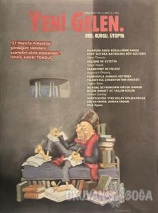 Yeni Gelen Dergisi Sayı: 14 Nisan 2019