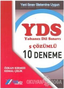 Yeniyüz YDS Yabancı Dil Sınavı 5 Çözümlü 10 Deneme