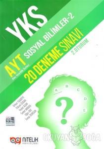 YKS AYT Sosyal Bilimler-2 20 Deneme Sınavı
