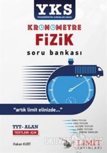 YKS Kronometre Fizik Soru Bankası 2019