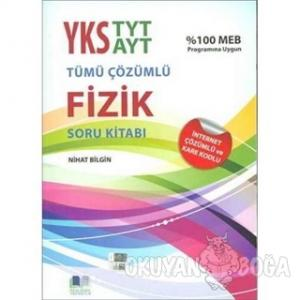 YKS TYT AYT Tümü Çözümlü Fizik Soru Kitabı