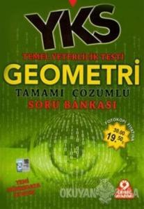 YKS-TYT Geometri Tamamı Çözümlü Soru Bankası