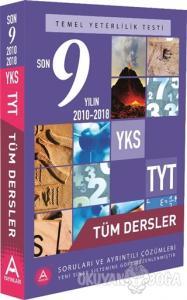 YKS TYT Tüm Dersler Son 9 Yılın Soruları ve Ayrıntılı Çözümleri 2010-2018