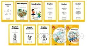 YUP İngilizce Kitap Seti (7 Yaş)