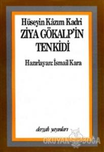 Ziya Gökalp'in Tenkidi