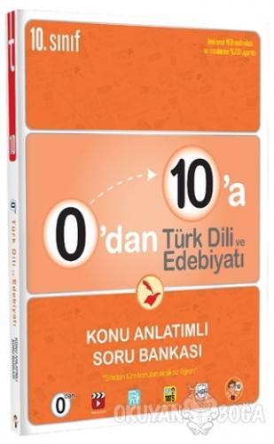 0'dan 10'a Türk Dili ve Edebiyatı Konu Anlatımlı Soru Bankası - Kolekt