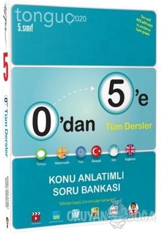 0'dan 5'e Tüm Dersler Konu Anlatımlı Soru Bankası