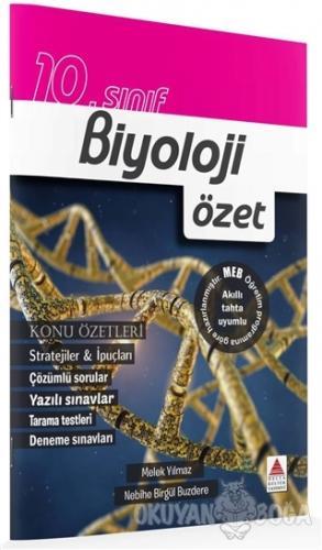 10. Sınıf Biyoloji Özet