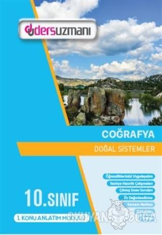 10. Sınıf Coğrafya Ders Fasikülleri - Kolektif - Ders Uzmanı Yayınları
