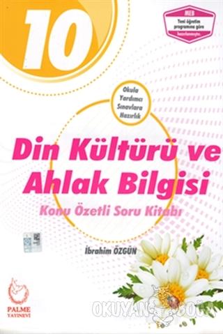 10. Sınıf Din Kültürü ve Ahlak Bilgisi Konu Özetli Soru Kitabı - İbrah