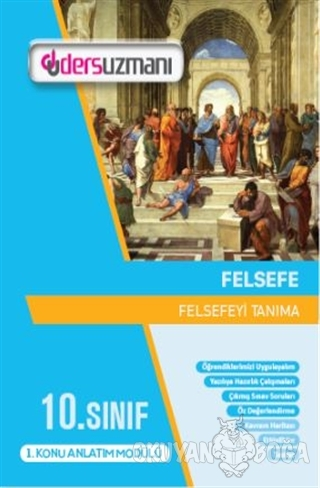 10.Sınıf Felsefe Ders Fasikülleri - Kolektif - Ders Uzmanı Yayınları