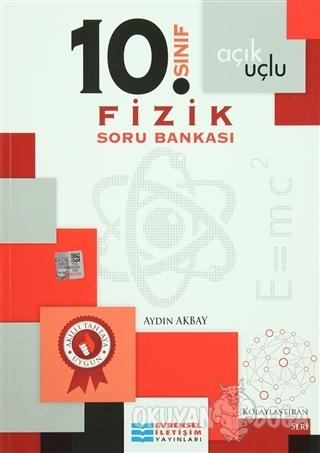 10. Sınıf Fizik Açık Uçlu Soru Bankası - Aydın Akbay - Evrensel İletiş