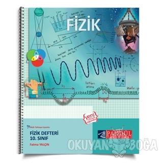 10. Sınıf Fizik Defteri
